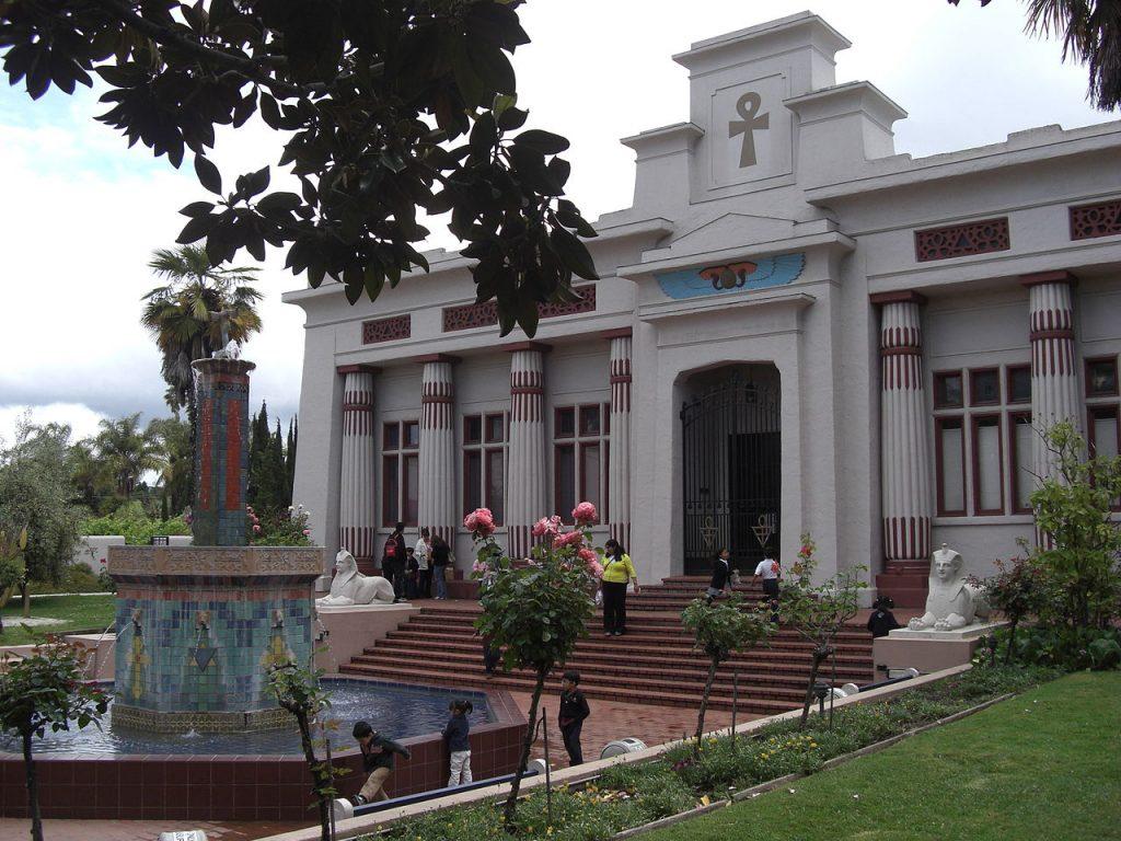 Rosicrucian Egyptian Museum San Jose