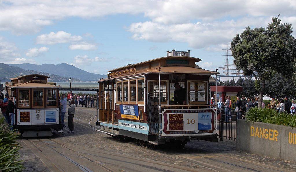 San Francisco Kabelvogn