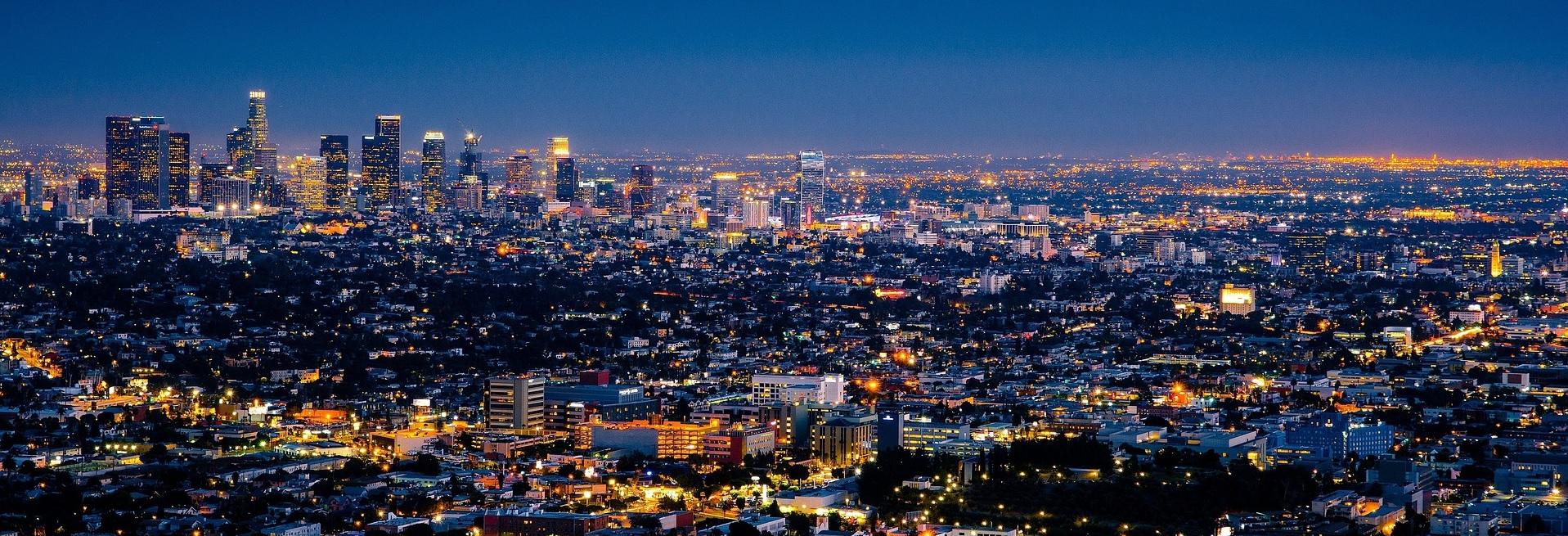 Overblikk Los Angeles